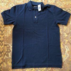 GAP navy blue Polo